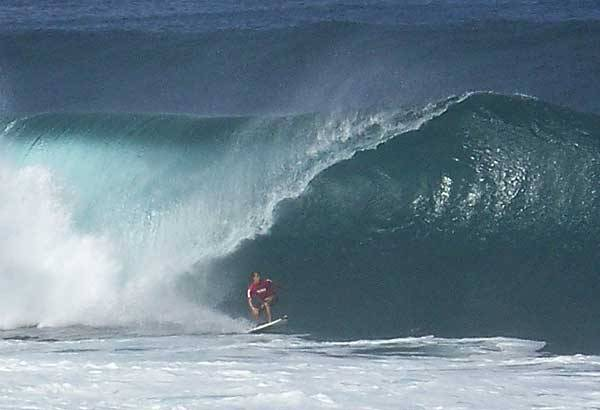 20 Foot Wave, Banzai Pipeline, Turtle Bay Resort
