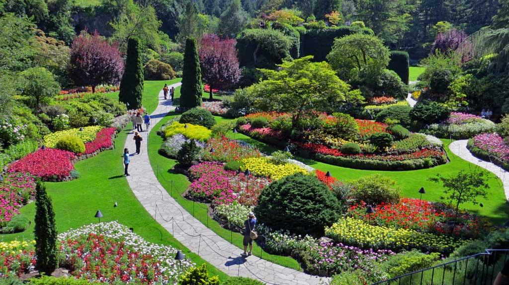 Visit victoria bc butchart gardens inner harbor beacon hill park for Victoria s secret victoria gardens