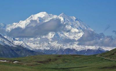 Denali or Mt McKinley, Denali National Park