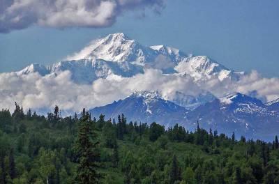 Denali View, Mt McKinley Princess Wilderness Lodge