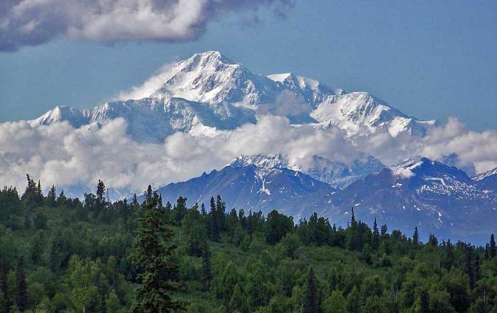 Denali View, Mt McKinley Princess Wilderness Lodge