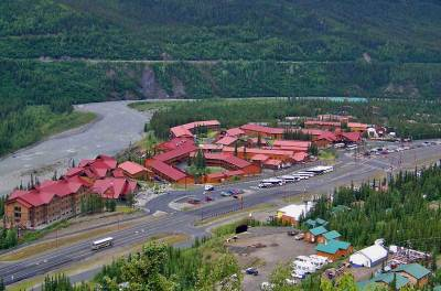Denali Village Cruise Line Hotels