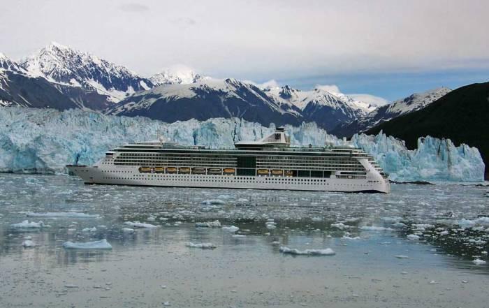 Hubbard Glacier, Radiance of the Seas