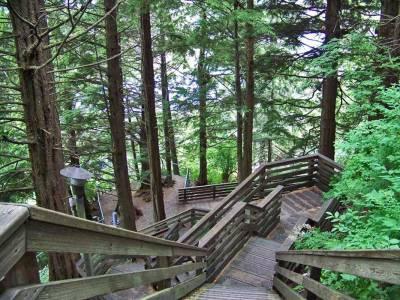 Ketchikan Walking Tour Path