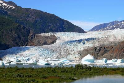 Lake Mendenhall Glacier, Visit Juneau