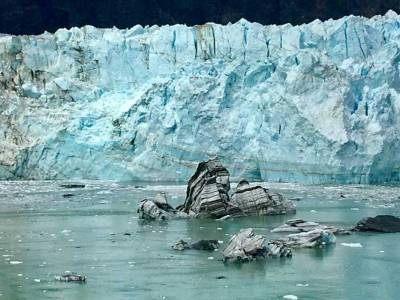 Margerie Glacier, Glacier Bay, Star Princess Alaska Cruise