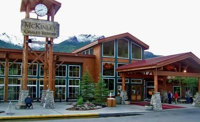 McKinley Chalet Resort, Denali Village