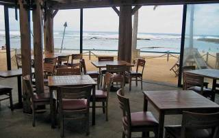 Open Air Dining, Turtle Bay Resort