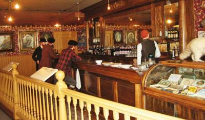 Visit Skagway Klondike Gold Rush Sights