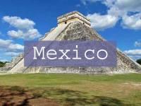 Visit México Title Page