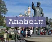 Anaheim Title Page