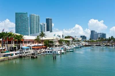 Bayside Marketplace, Visit Miami