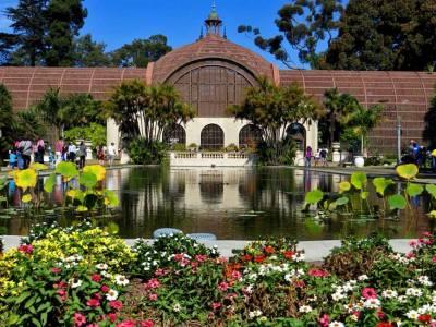 Botanical Building, Balboa Park, Visit San Diego