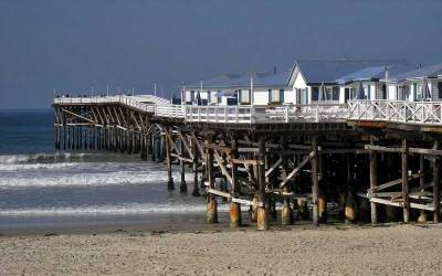 Crystal Pier, Pacific Beach, Visit San Diego
