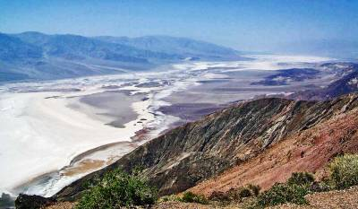 Dantes View, Death Valley Day Trip