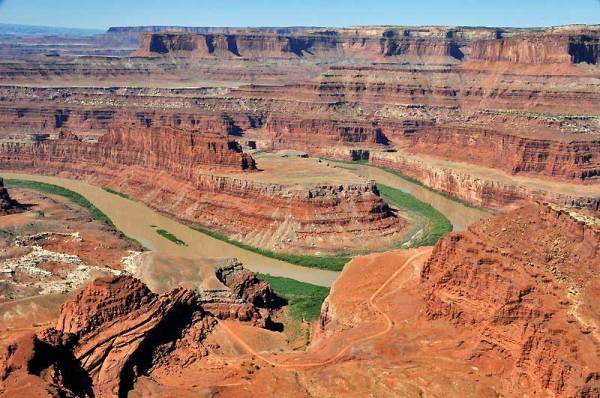 Dead Horse Point State Park, Grand Canyon Area Tour
