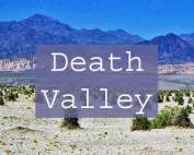 Death Valley Title Page