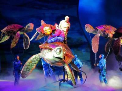 Finding Nemo Musical, Animal Kingdom, Visit Orlando