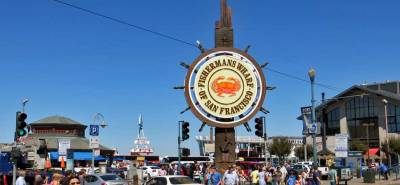 Fisherman's Wharf, Visit San Francisco
