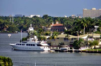 Yacht, Intercoastal Waterway, Visit Fort Lauderdale