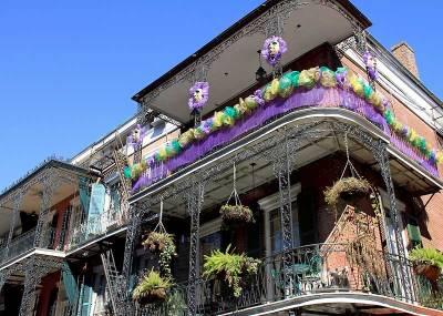 French Quarter, Visit New Orleans