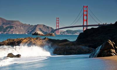 Golden Gate Bridge, Visit San Francisco