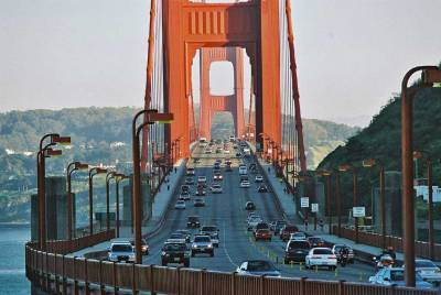 Golden Gate Bridge Viewpoint, Visit San Francisco
