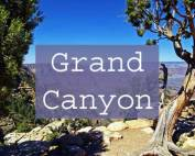 Grand Canyon Title Page
