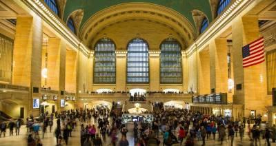 Grand Central Station, Visit New York