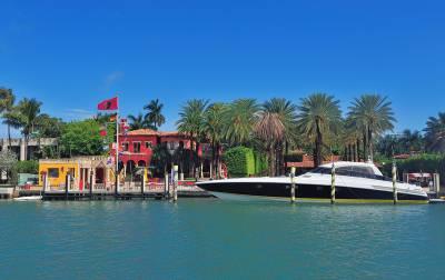 Hibiscus Island, Visit Miami