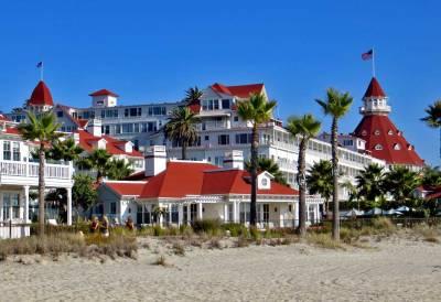 Hotel del Coronado, Visit San Diego