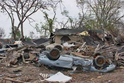 Hurricane Katrina Destruction 2005, Visit New Orleans