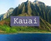 Kauai Title Page