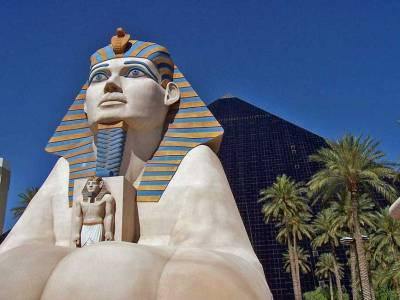 Luxor Hotel, Visit Las Vegas