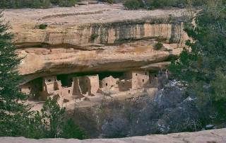 Mesa Verde Pueblo Cliff Dwelling, Grand Canyon Area Tour