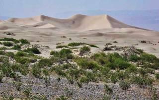 Mesquite Flats Sand Dunes, Death Valle