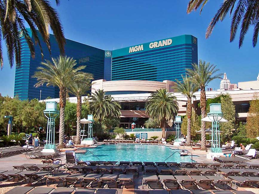 Mgm Grand Las Vegas Events