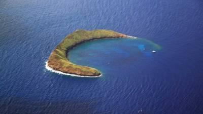 Molokini Crater, Extinct Volcano