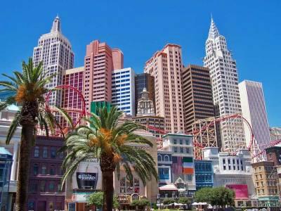 New York, New York, Visit Las Vegas