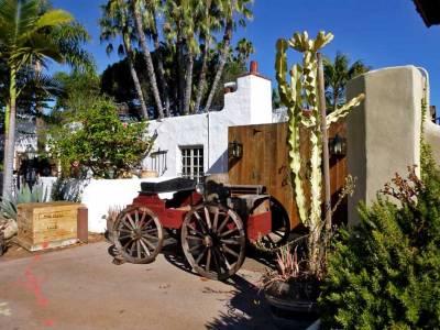 Old Town, Visit San Diego