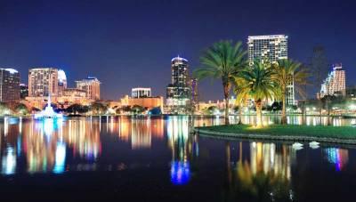 Visit Orlando, Florida