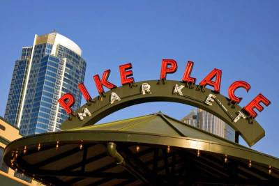 Pike Place Market, Visit Seattle