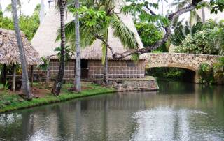 Cultural Buildings, Polynesian Cultural Center