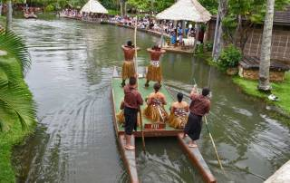 Polynesian Cultural Center, Fiji