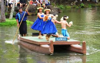 Polynesian Cultural Center, Hawaii