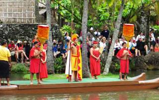 Polynesian Cultural Center, Pagaent