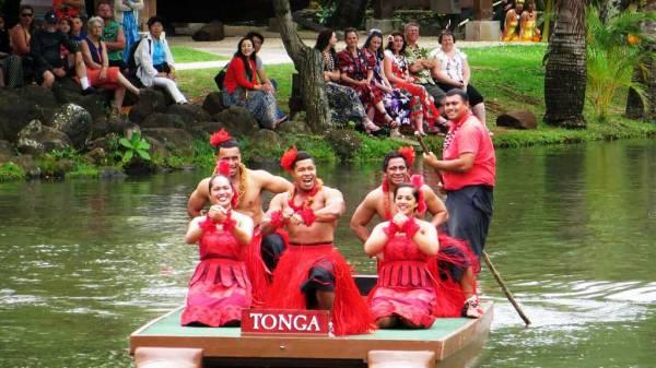 Polynesian Cultural Center, Tonga