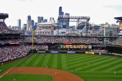 Safeco Field, Seattle Mariners, Visit Seattle