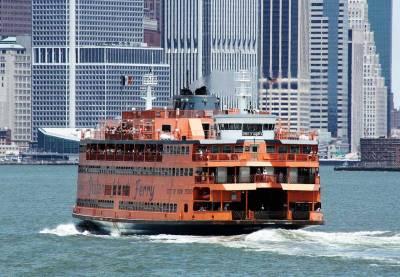 Staten Island Ferry, Visit New York