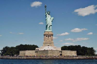Statue of Liberty, Visit New York